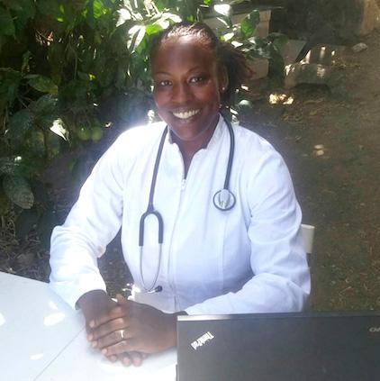 Dra. Sarah Chinelo