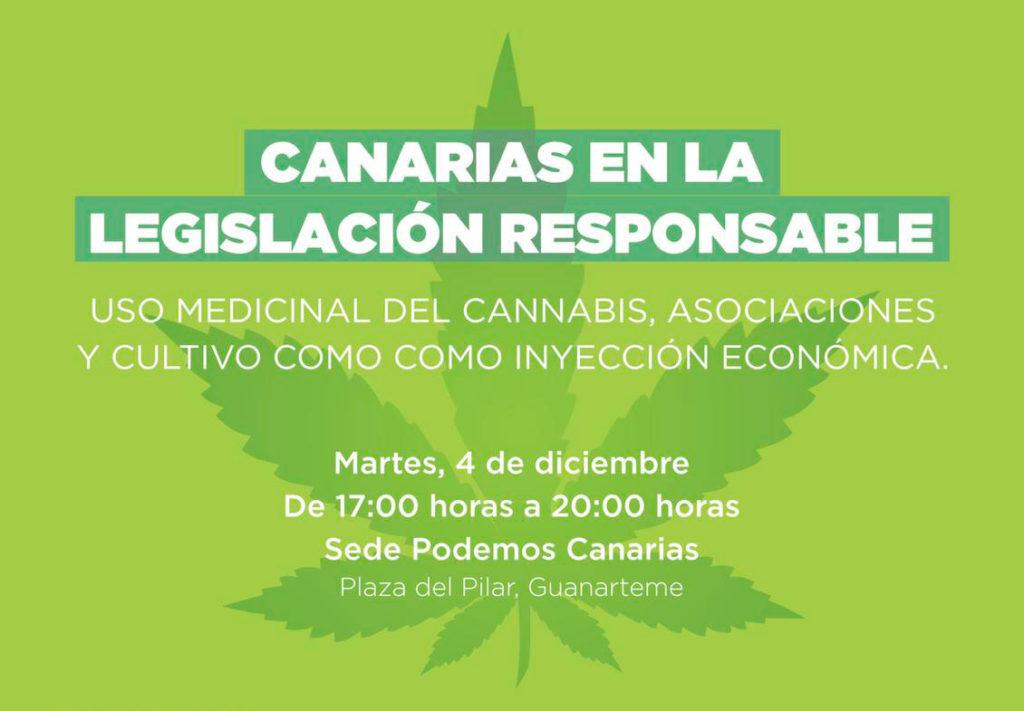 Canarias en la legislación responsable.