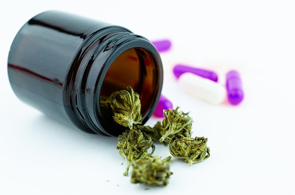 El cannabis es una medicina más segura que la aspirina, el ibuprofeno y otros medicamentos