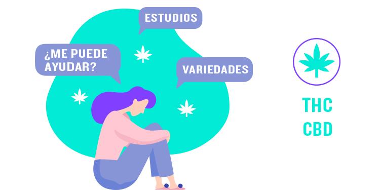 Cannabis para el tratamiento de la ansiedad