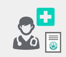 Certificado de uso terapéutico